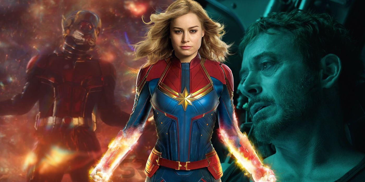 Avengers: Endgame Picture: Avengers 4 Theories: How Captain Marvel Can Be Introduced