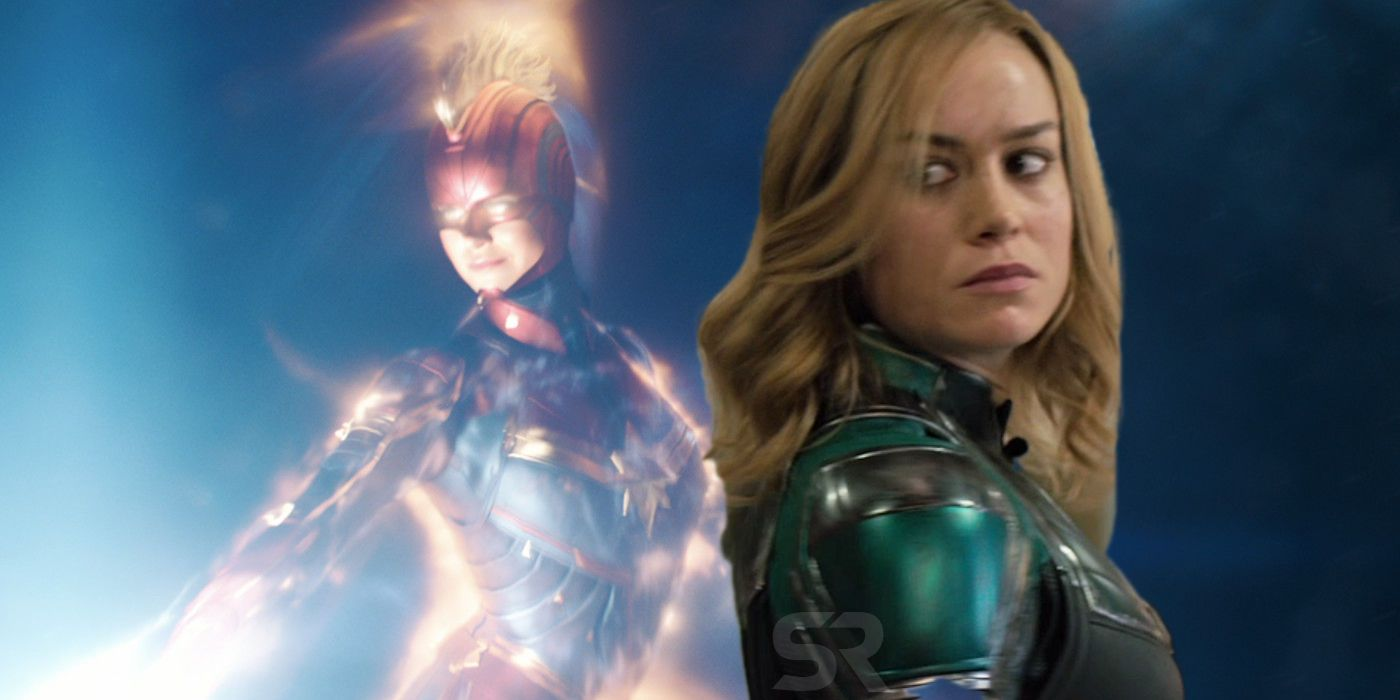 Theory Why Captain Marvel S Suit Changes Color Screen Rant Try our free drive up service, available only in the target app. why captain marvel s suit changes color