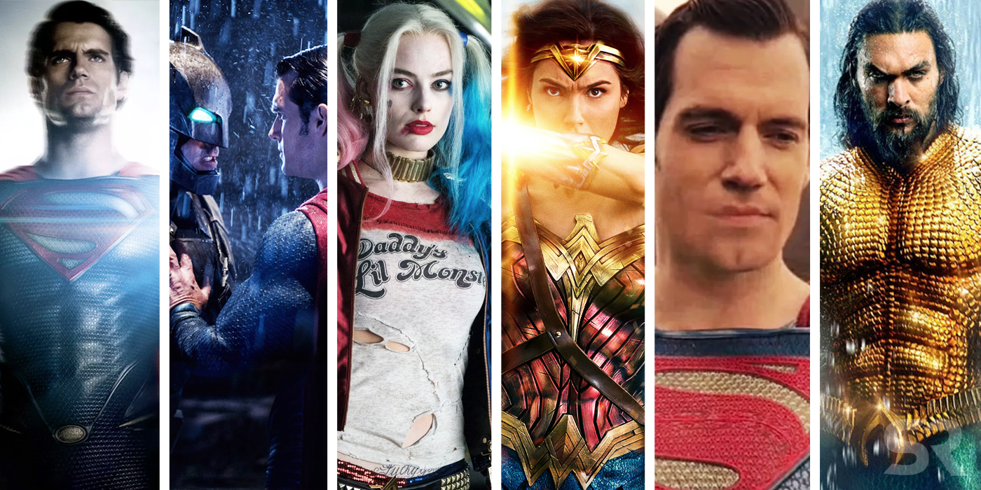 DCEU: Why It Should Keep A Shared Universe (& Why It Should Be Standalone Movies)