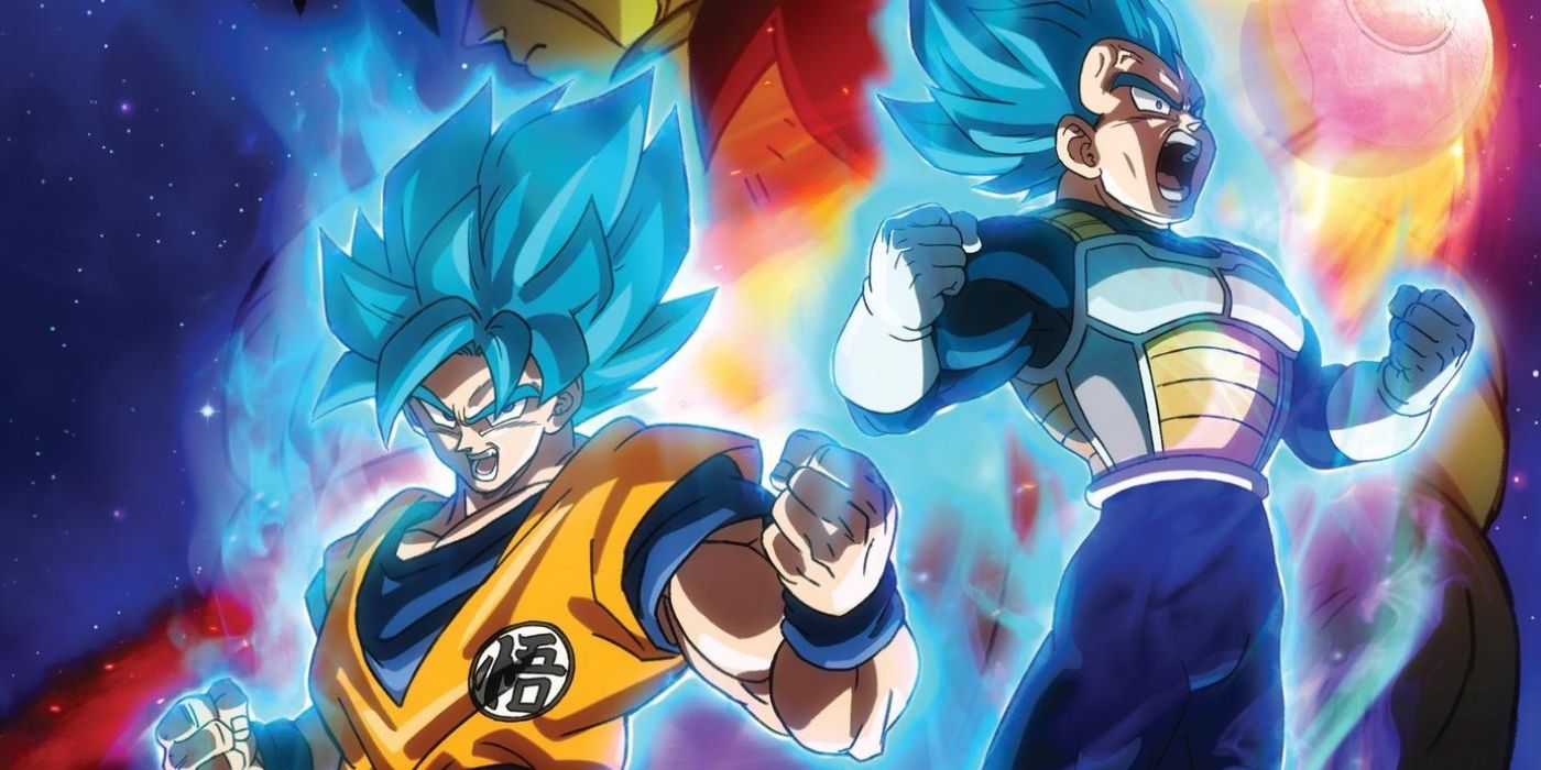 Dragonball Evolution Goku Dragon Ball Super: Bro...