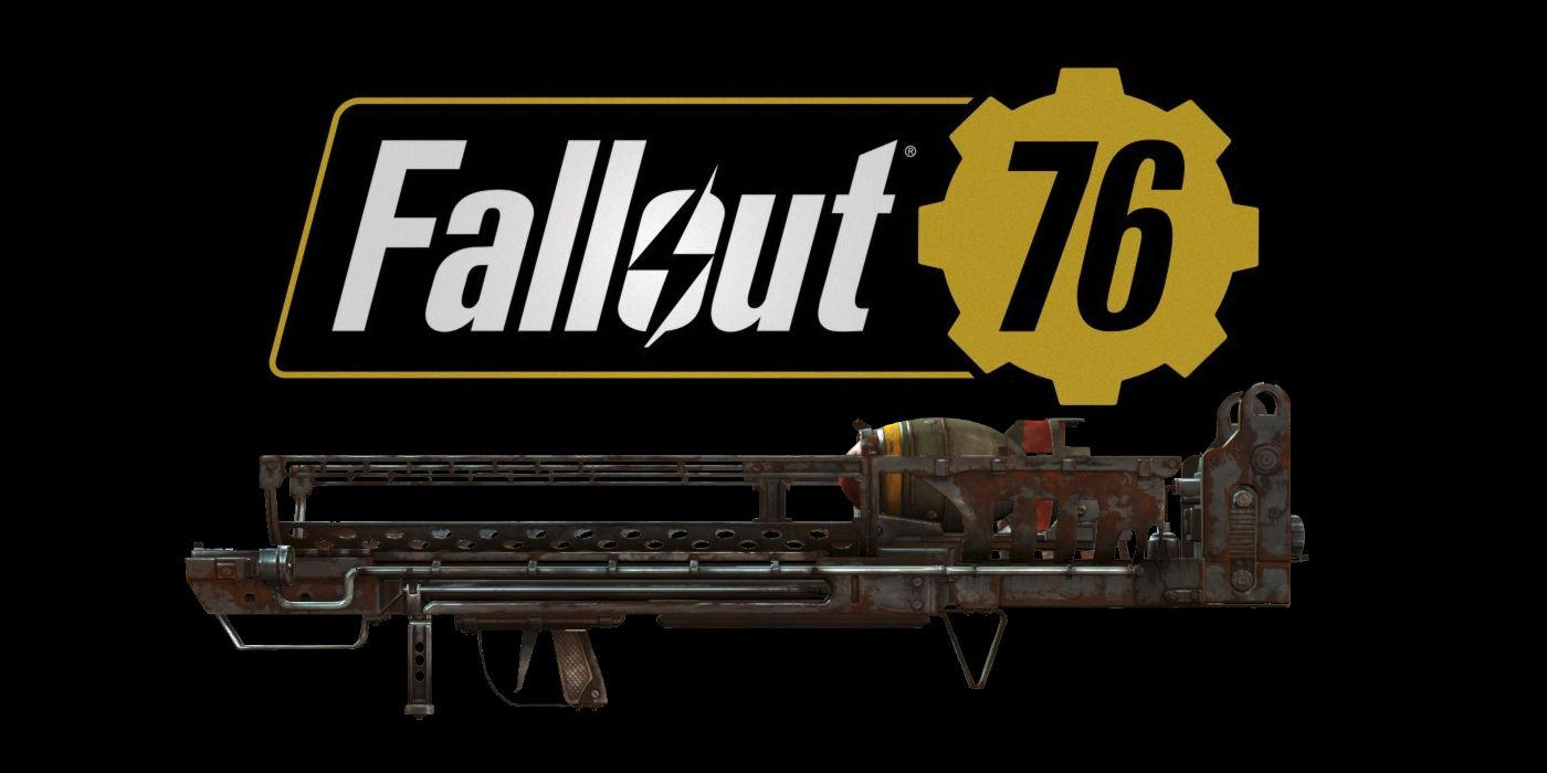 Fallout 76 Guide: Where To Find The BEST Weapons | Screen Rant