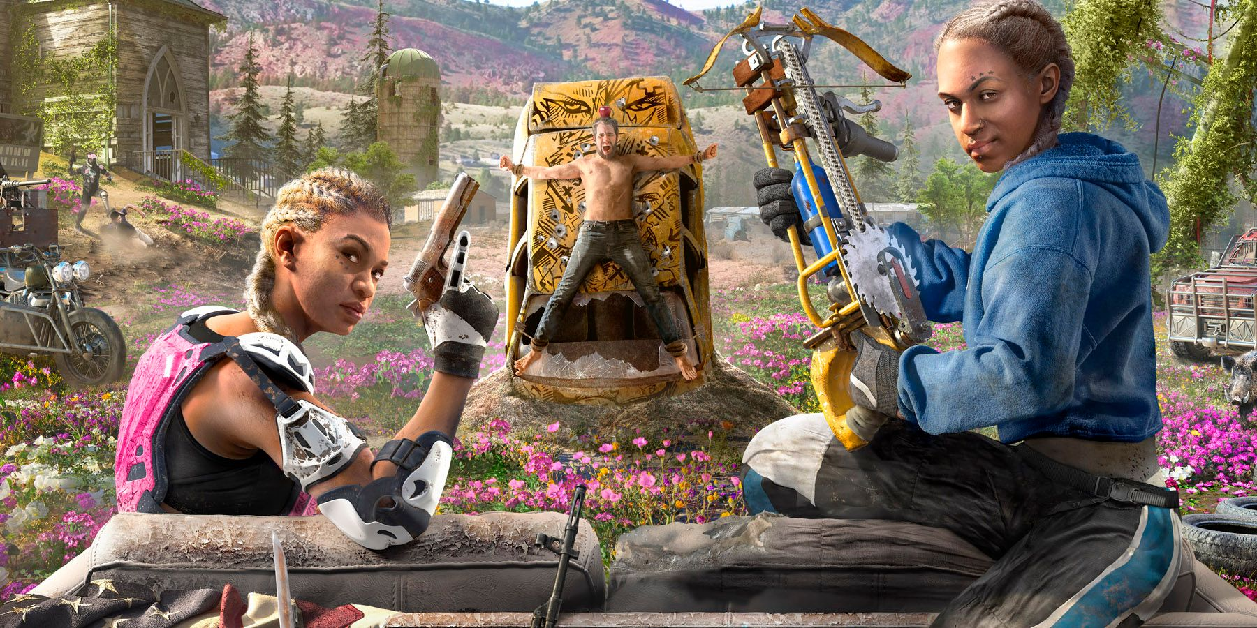 Steam DLC Page: Far Cry New Dawn
