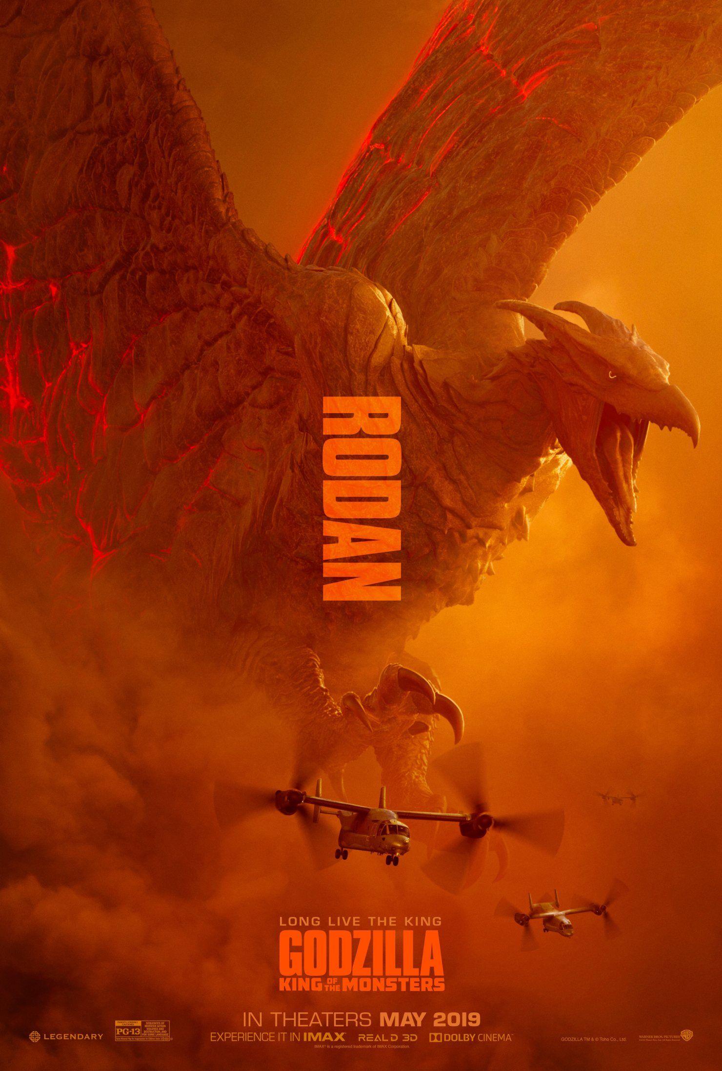 Godzilla-King-of-the-Monsters-Rodan-Post