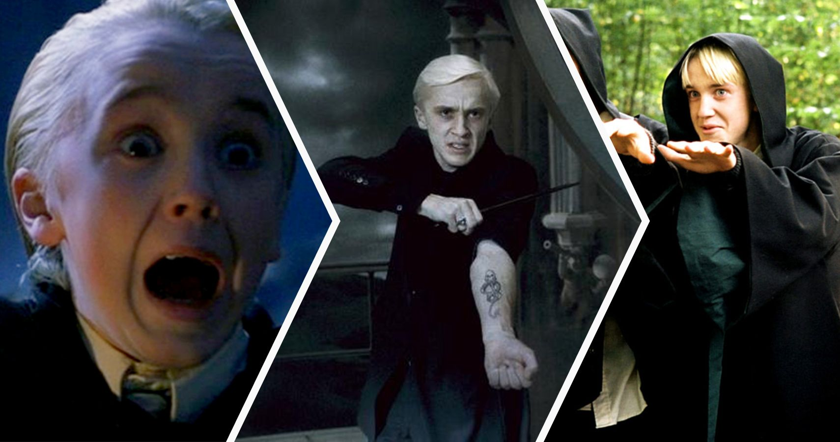 Harry Potter: 20 Wicked Things Only Potterheads Know Draco Did At