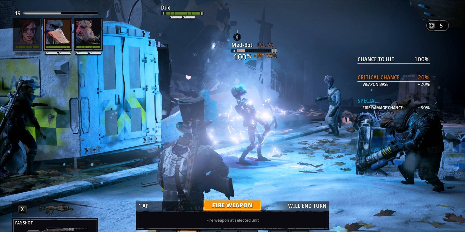 Mutant Year Zero Beginner's Guide: Road To Eden Tips & Tricks