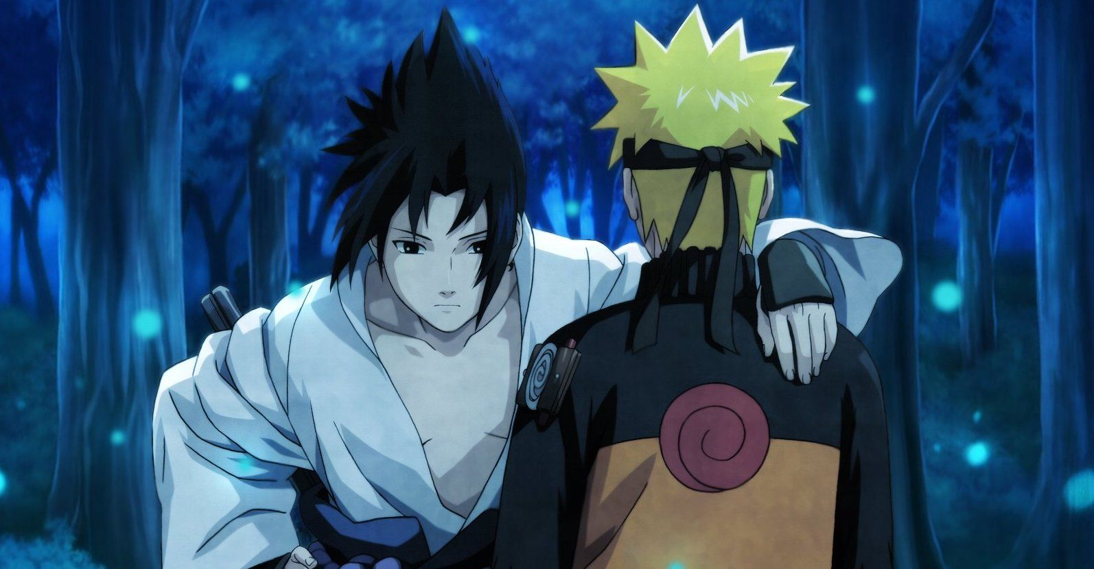 25 wild revelations about naruto and sasuke 39 s rivalry - Naruto and sasuki ...