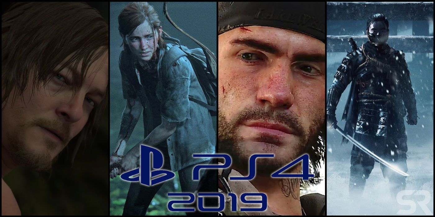 PlayStation 4 Exclusive Games Coming in 2019 | ScreenRant