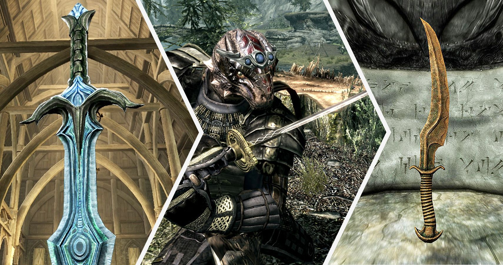 Skyrim: 10 Worthless Weapons Everyone Uses (And 15 That Are Way Better)