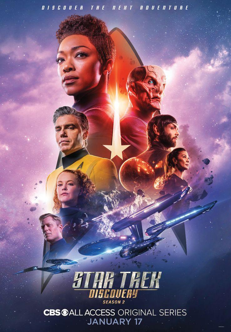 Star Trek Discovery - Page 2 Star-Trek-Discovery-Season-2-Poster