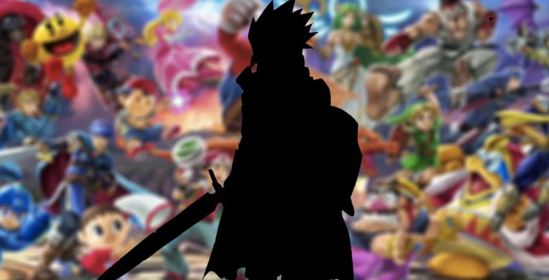 Super Smash Bros  Ultimate's Next DLC Character Seemingly Leaked