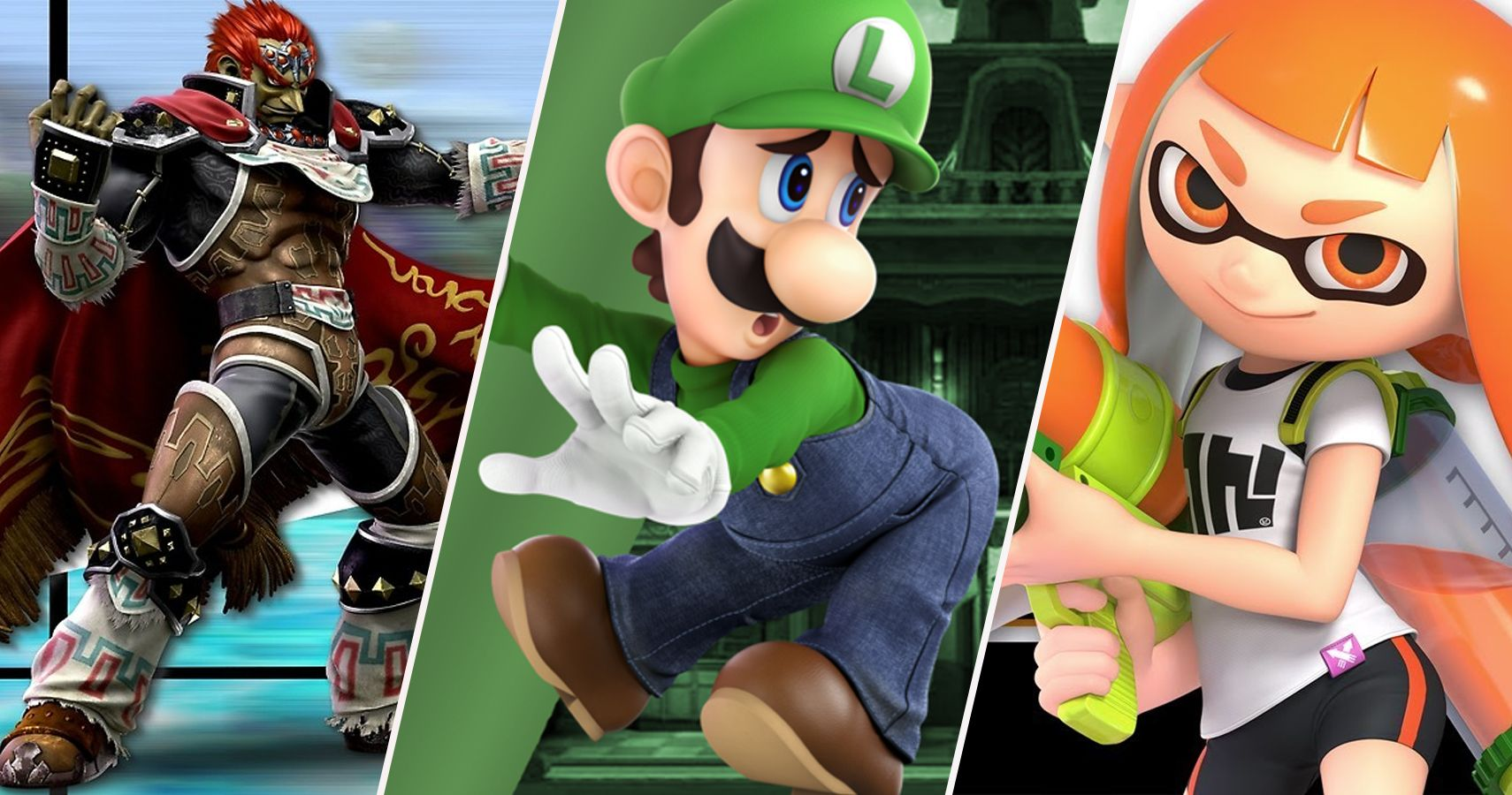 Super Smash Bros : 10 Most Powerful Ultimate Characters Only