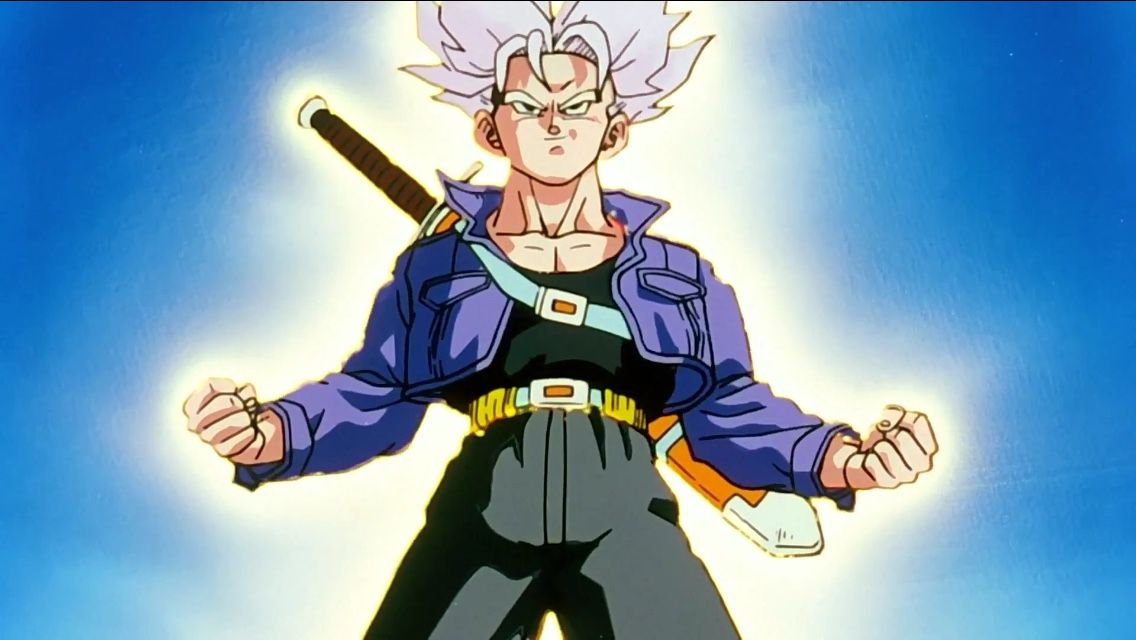 dragon ball z 20 things that don t make sense about trunks