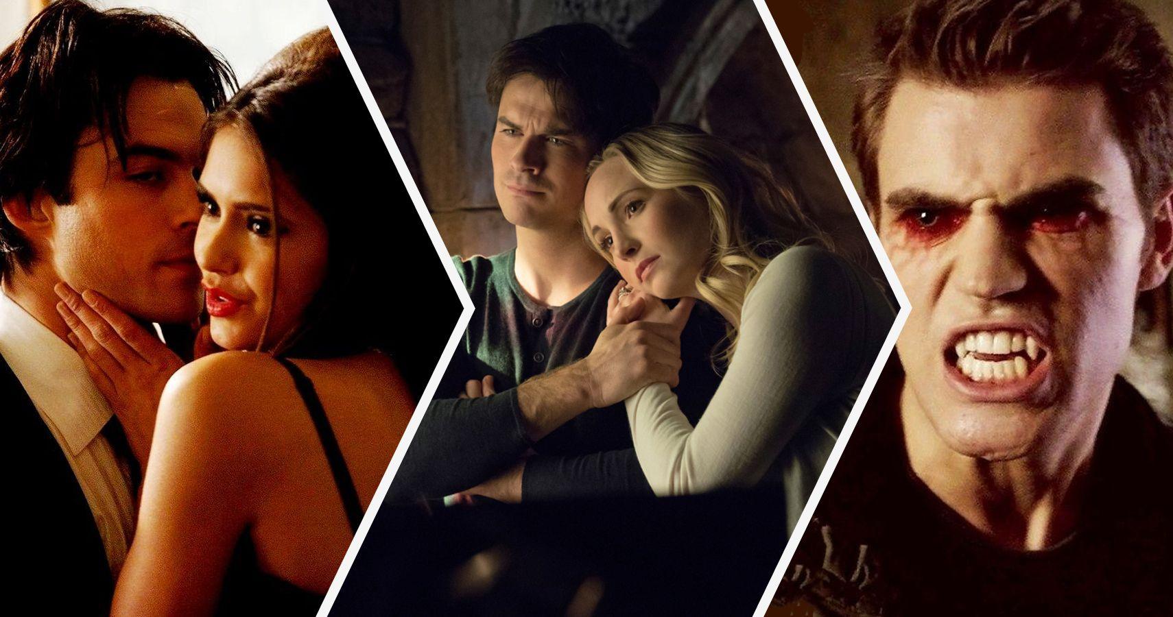 Vampire Diaries: 25 Things That Make No Sense About Damon