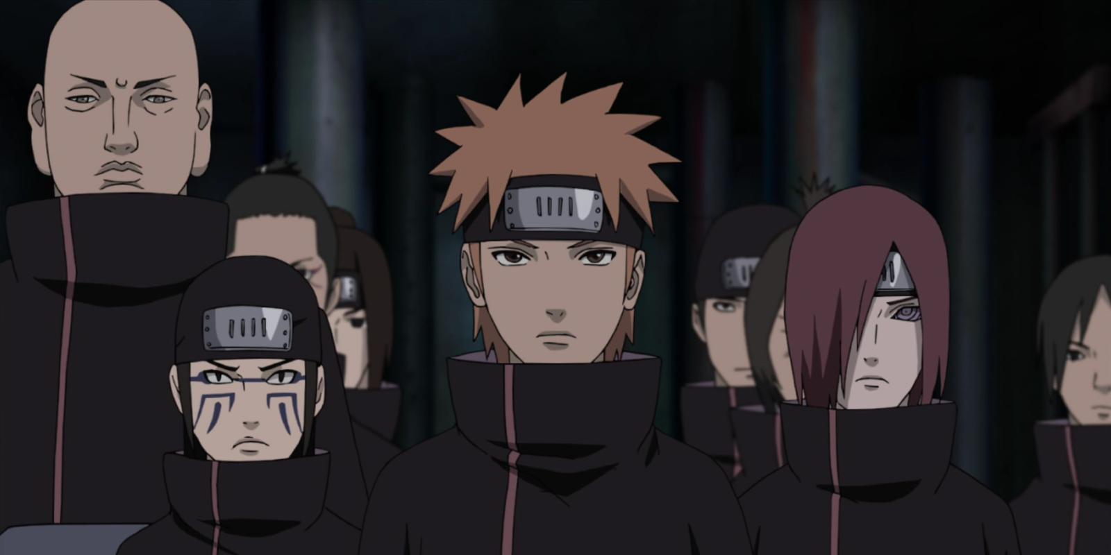 Naruto: Every Member Of The Akatsuki, Ranked Weakest To