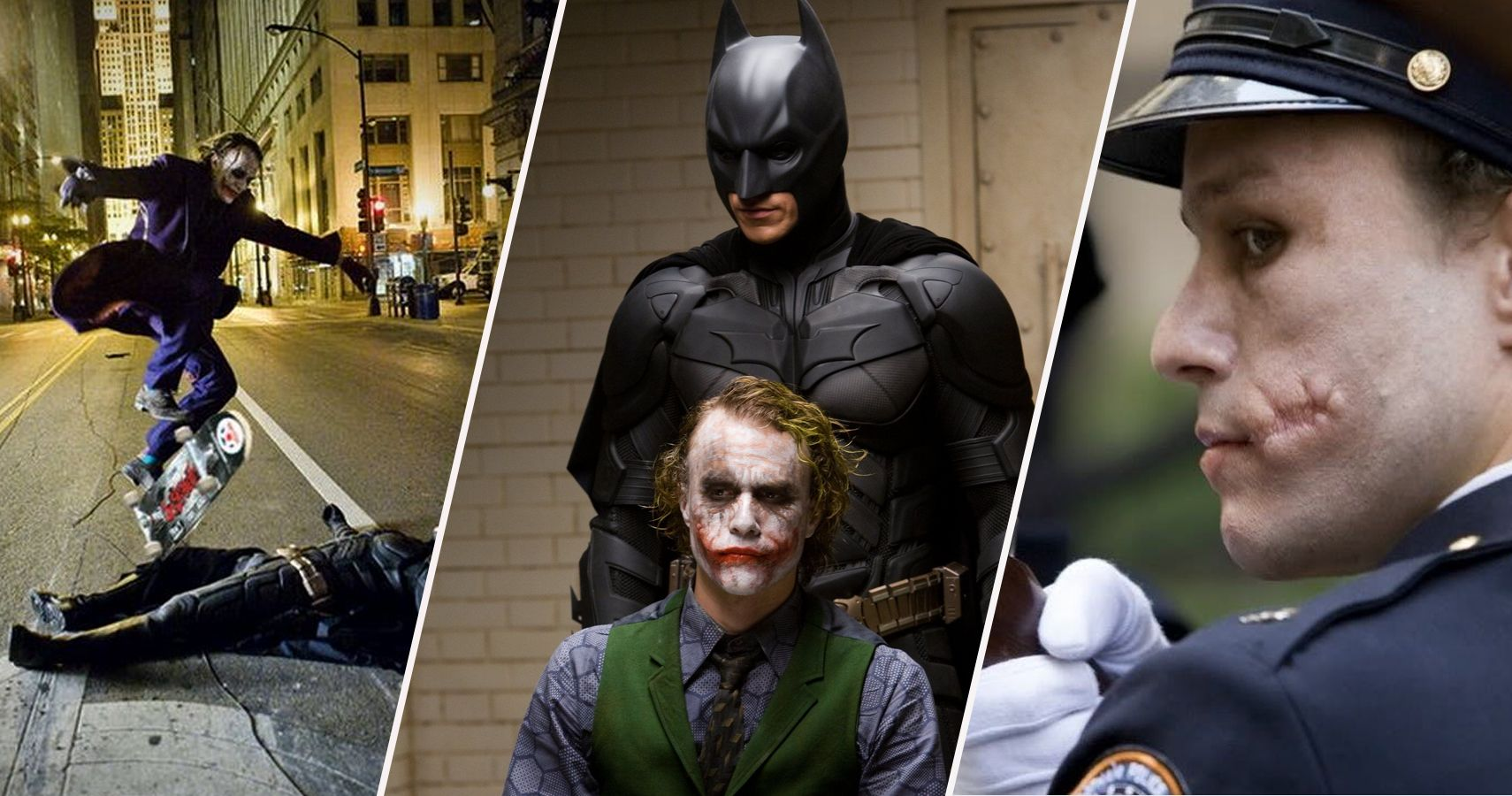 25 Details About Heath Ledger's Joker That Fans Choose To Ignore