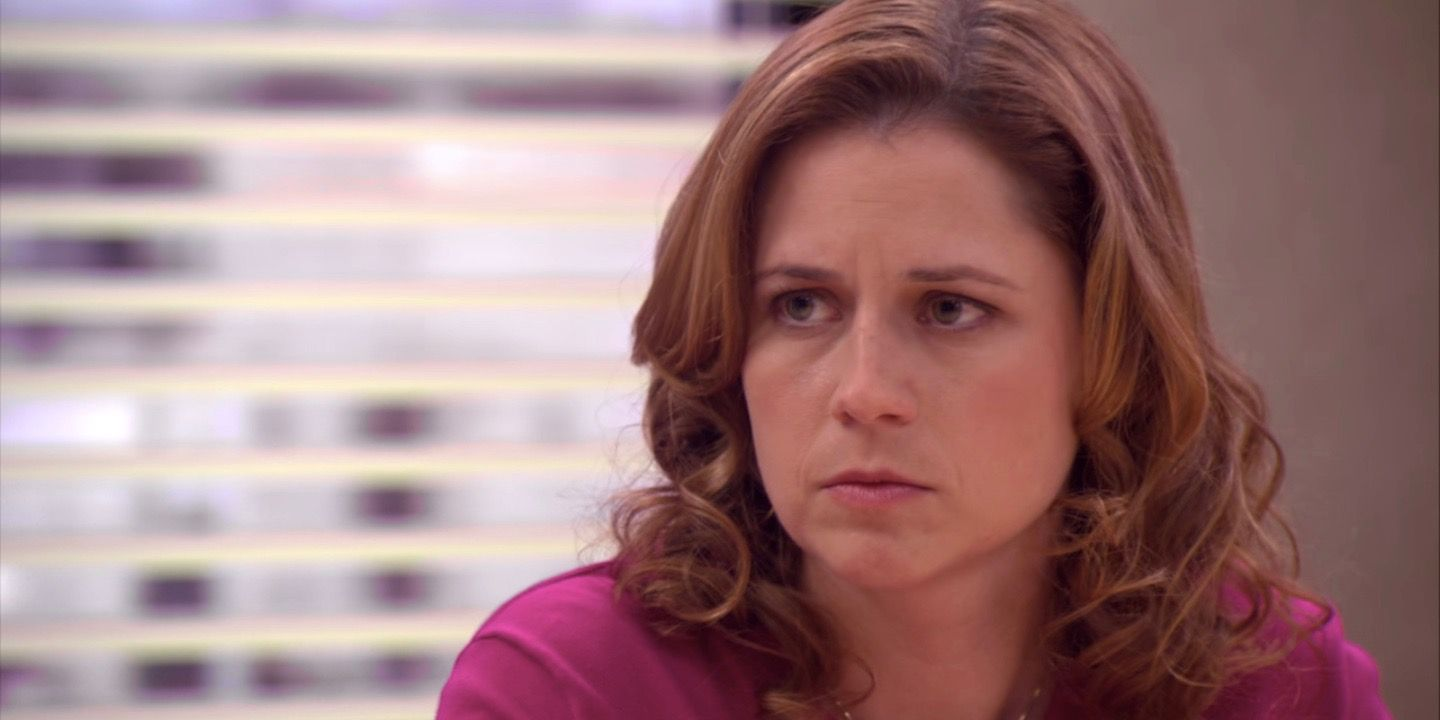 True the office pam jenna fischer fakes