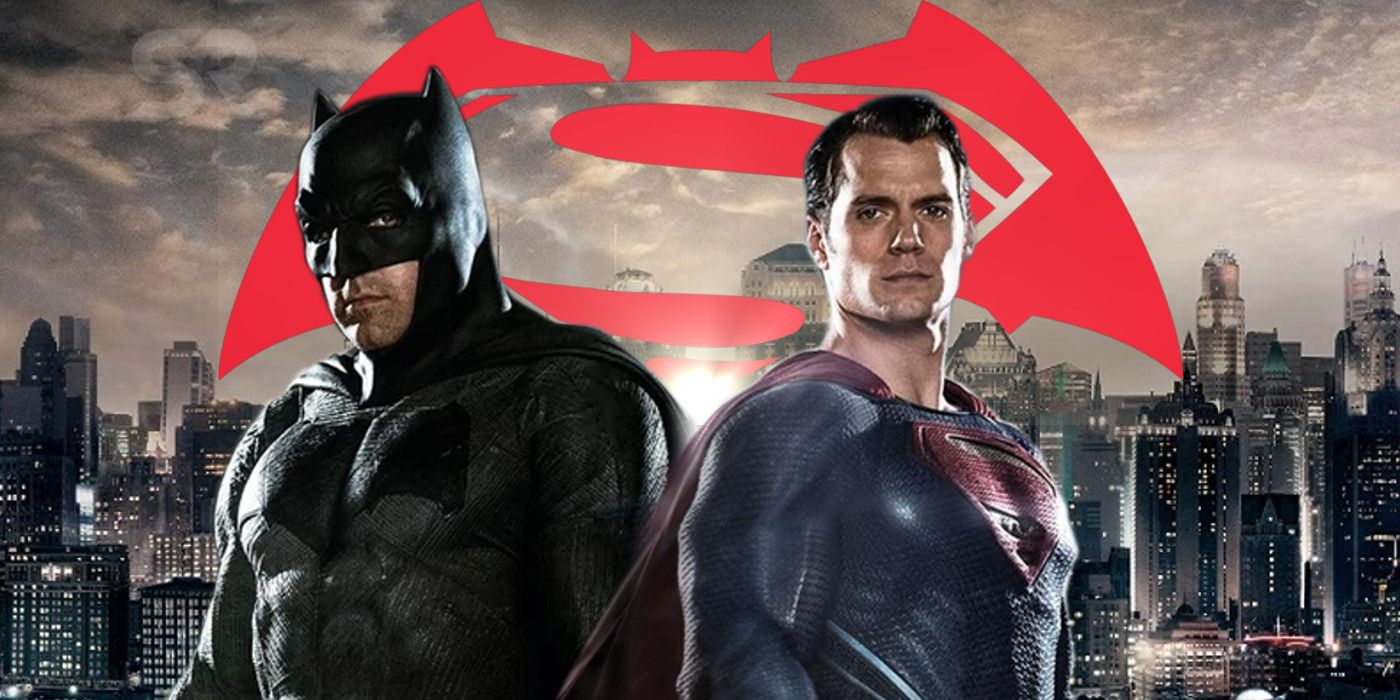 Batman AND Superman: World's Finest Could Solve The DCEU's ...