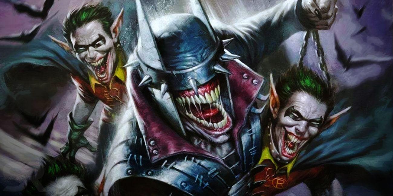 Batman Just Met His Greatest Villain Ever Sorry Joker