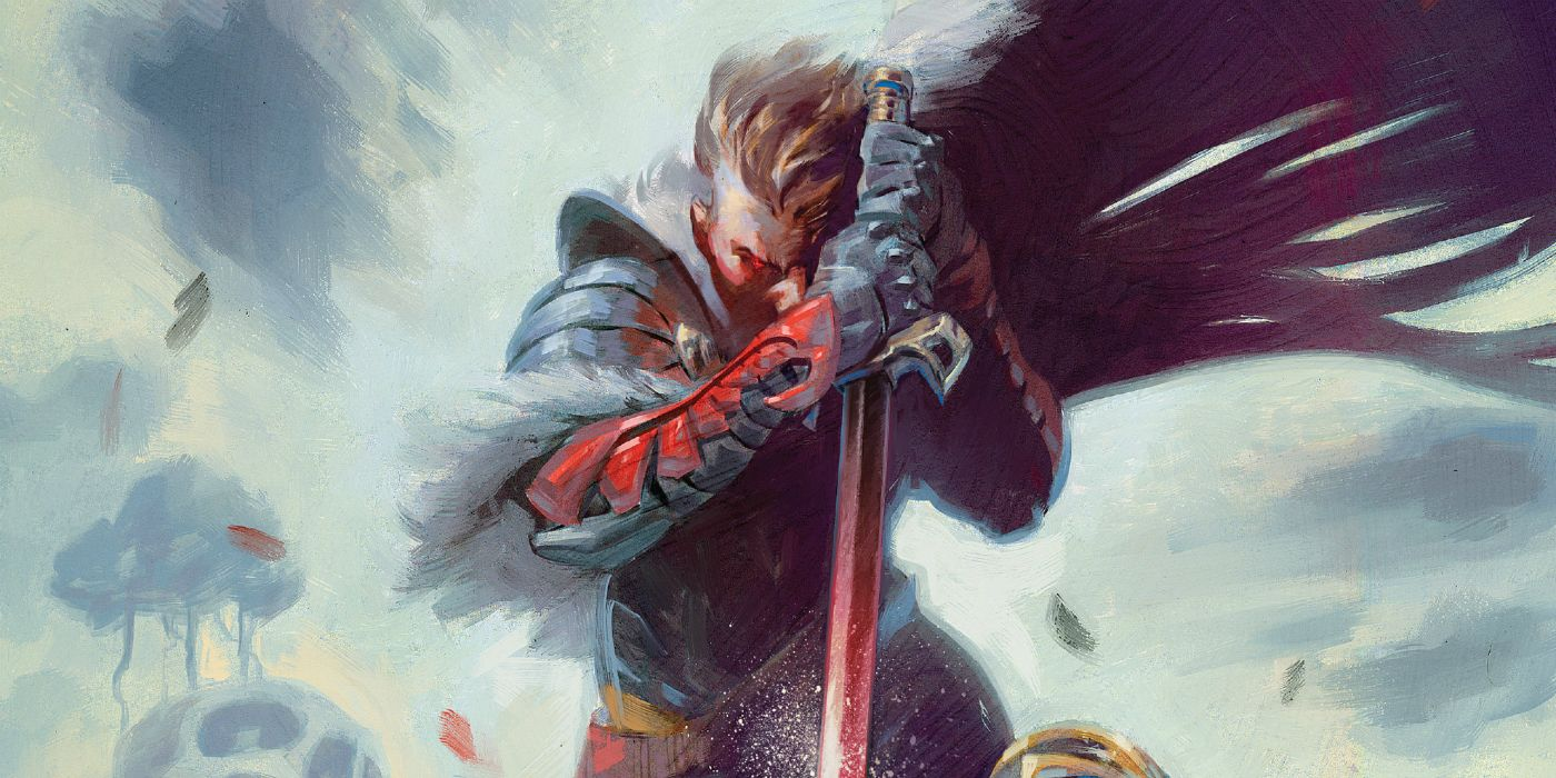 Marvel Solicits Hint The Black Knight Could Be In Avengers: Endgame