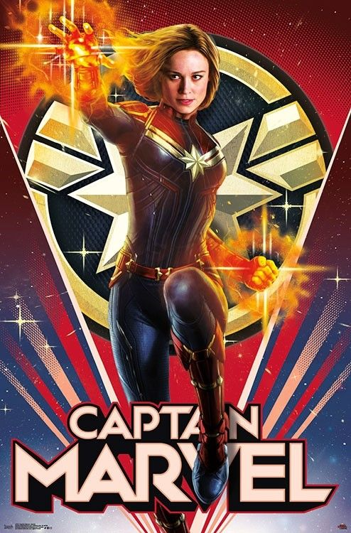 Captain-Marvel-Trends-International-Hero