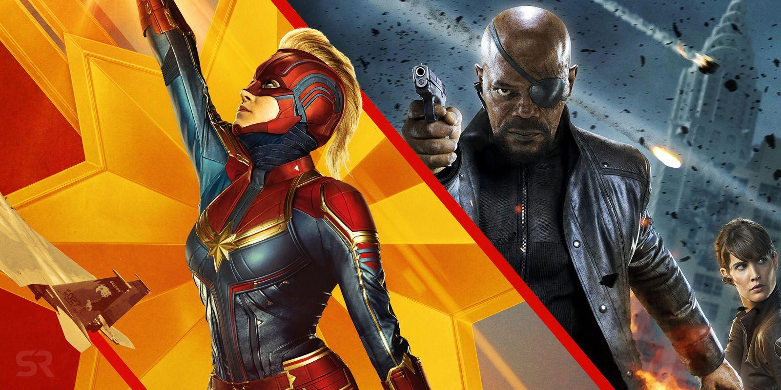 tv and movie news captain marvel creates an avengers plot hole (or