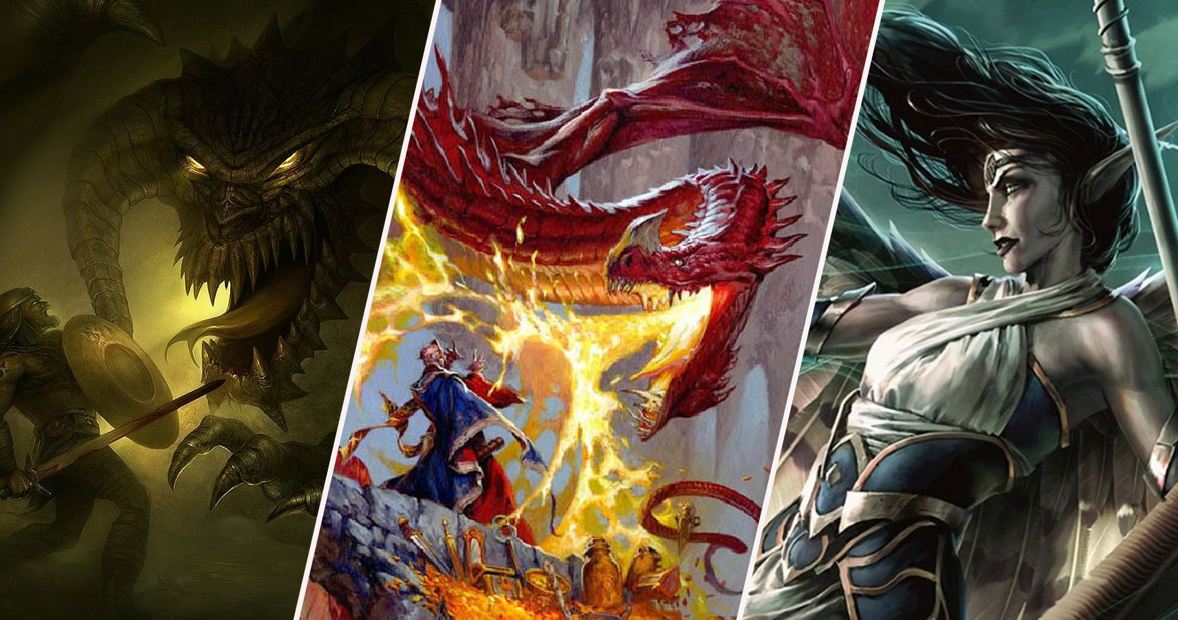 Dungeons & Dragons: The 20 Most Effective Tricks To Beat Dragons