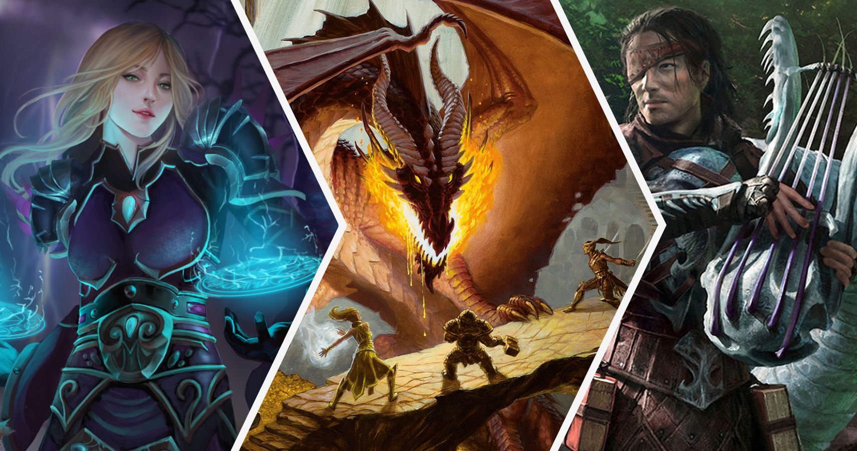 Dungeons & Dragons: Ranking All Of The Base Classes, From