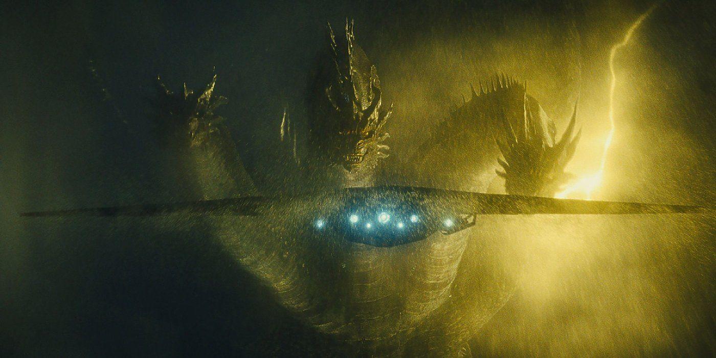 Movie Poster 2019: Breathtaking New Godzilla 2 Posters Celebrate The Chinese