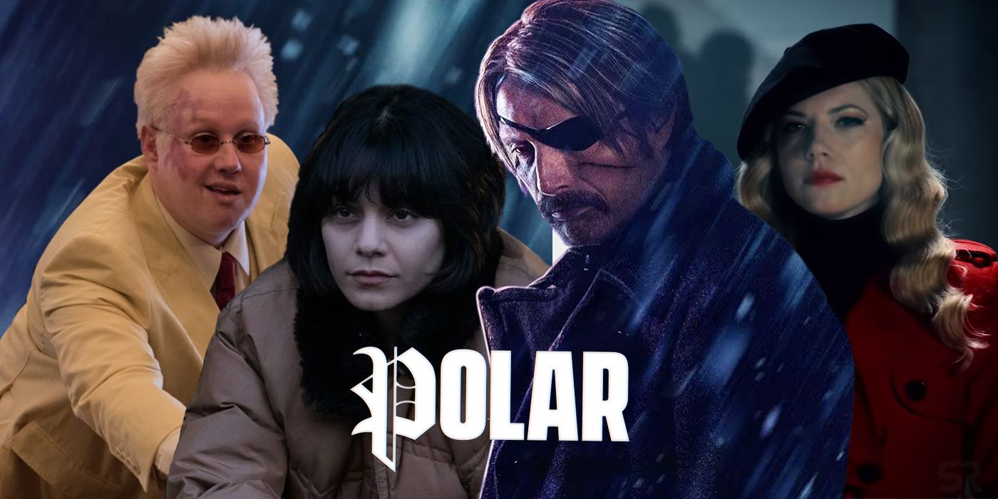 Movie Poster 2019: Polar Movie Cast & Character Guide
