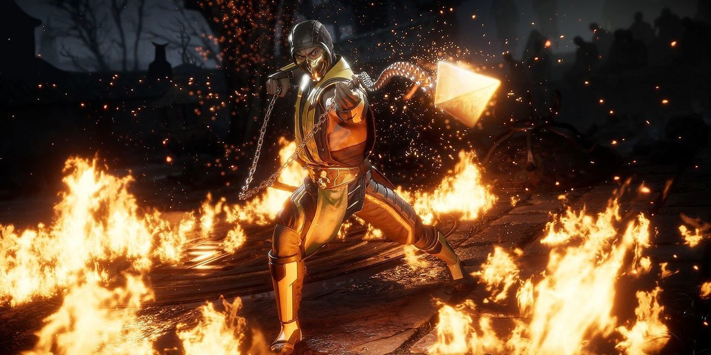 James Wan's Mortal Kombat Reboot to Release in 2021