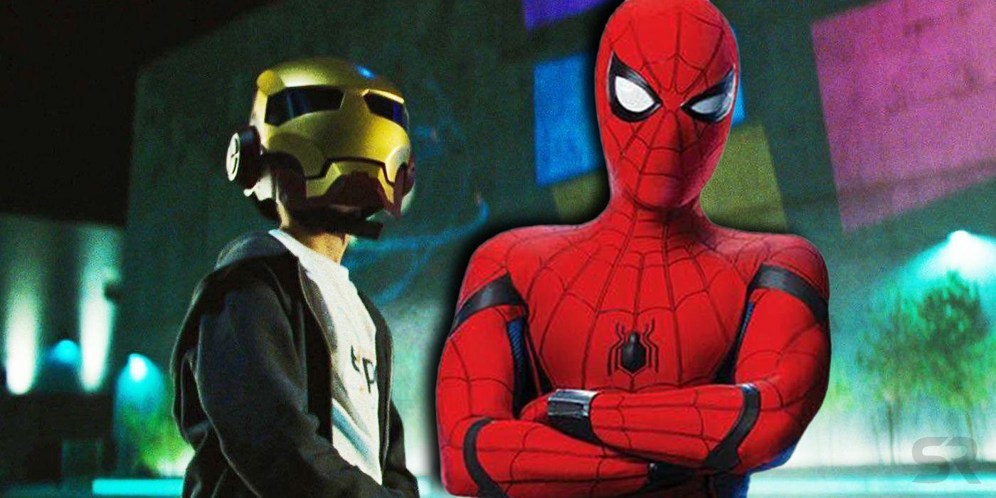 Iron Man 2: Iron Man 2 Has The MCU's Best Retcon: Spider-Man