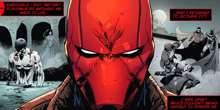 Red Hood Finally Confirmed In Dc S Young Justice Screen Rant