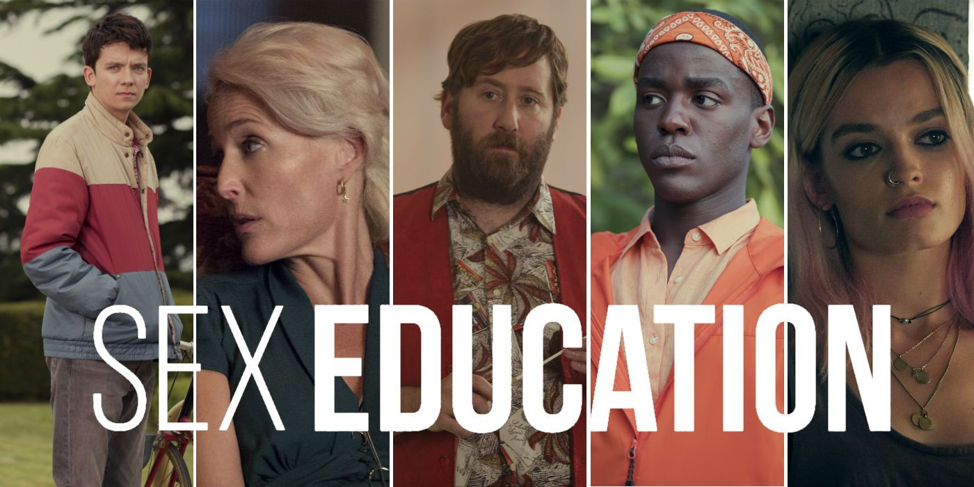 sex education cast