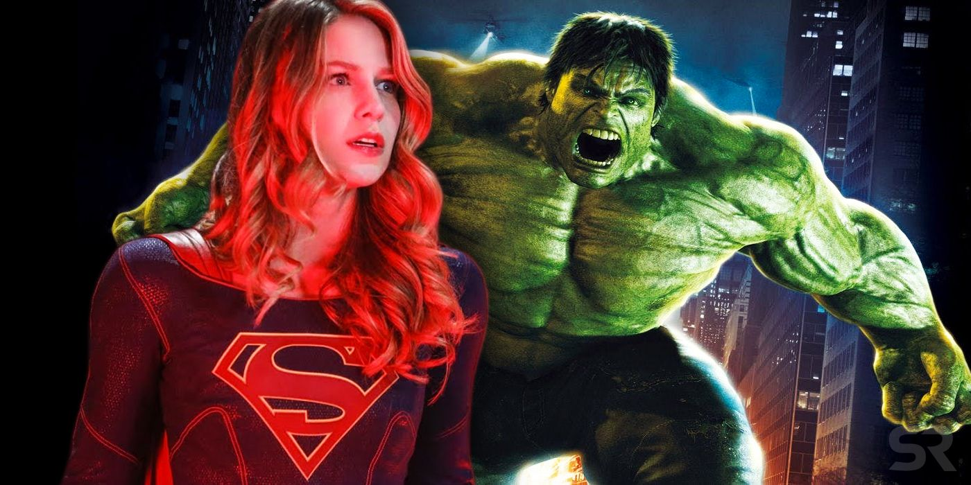 TV and Movie News Supergirl's Latest Episode Ripped Off The