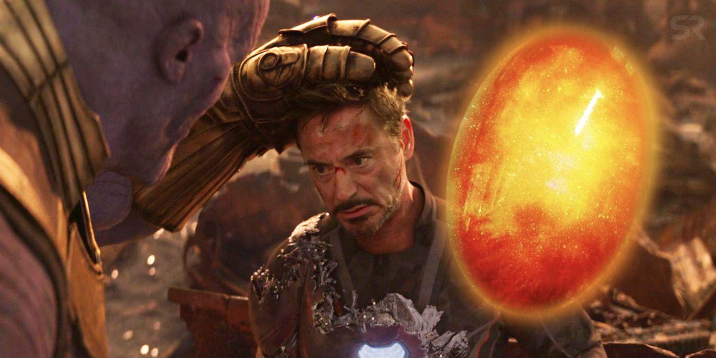 Infinity War Theory: Thanos Knew Tony Through Soul Stone