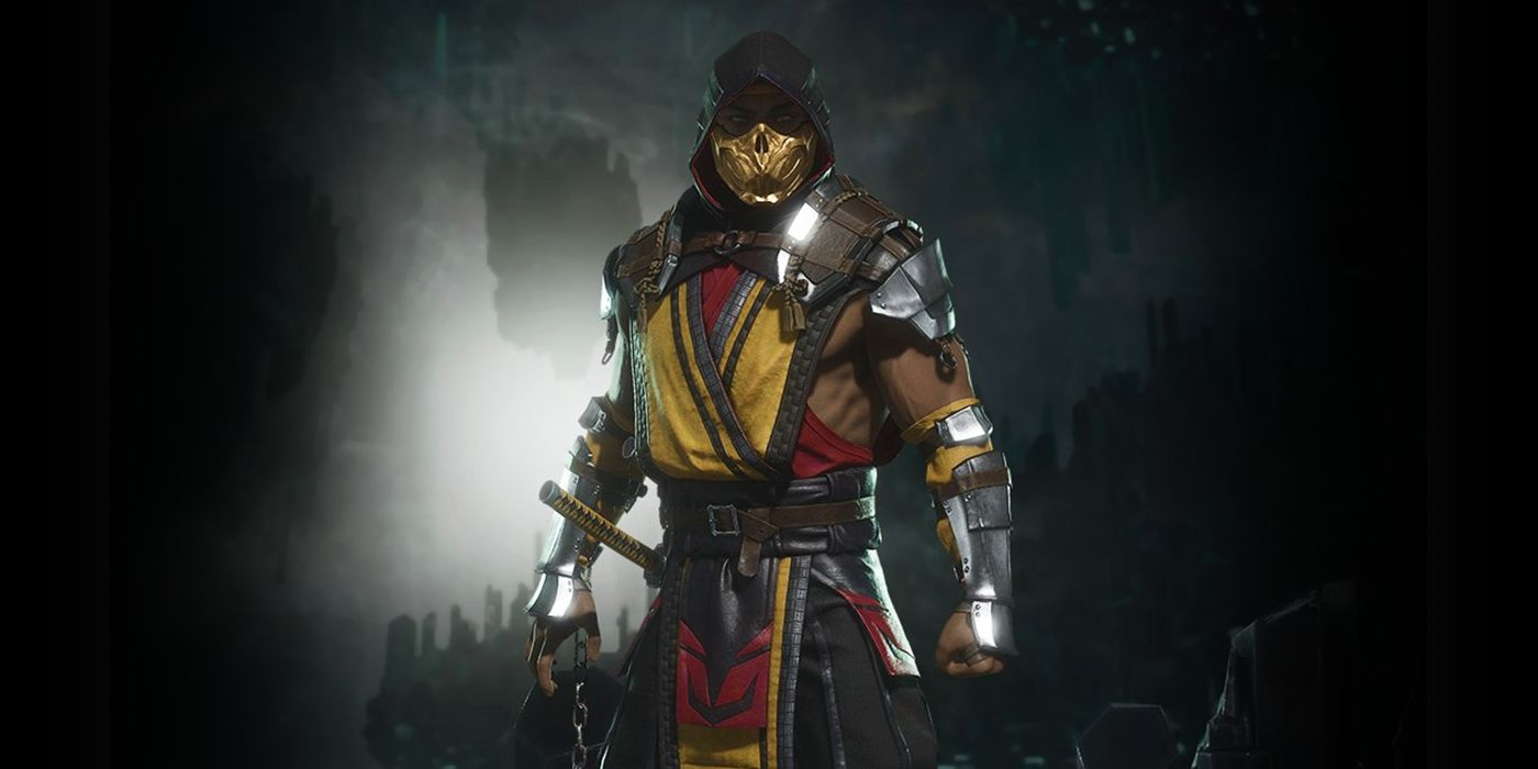 Mortal Kombat 11 S Scorpion Just Got Nerfed Screen Rant
