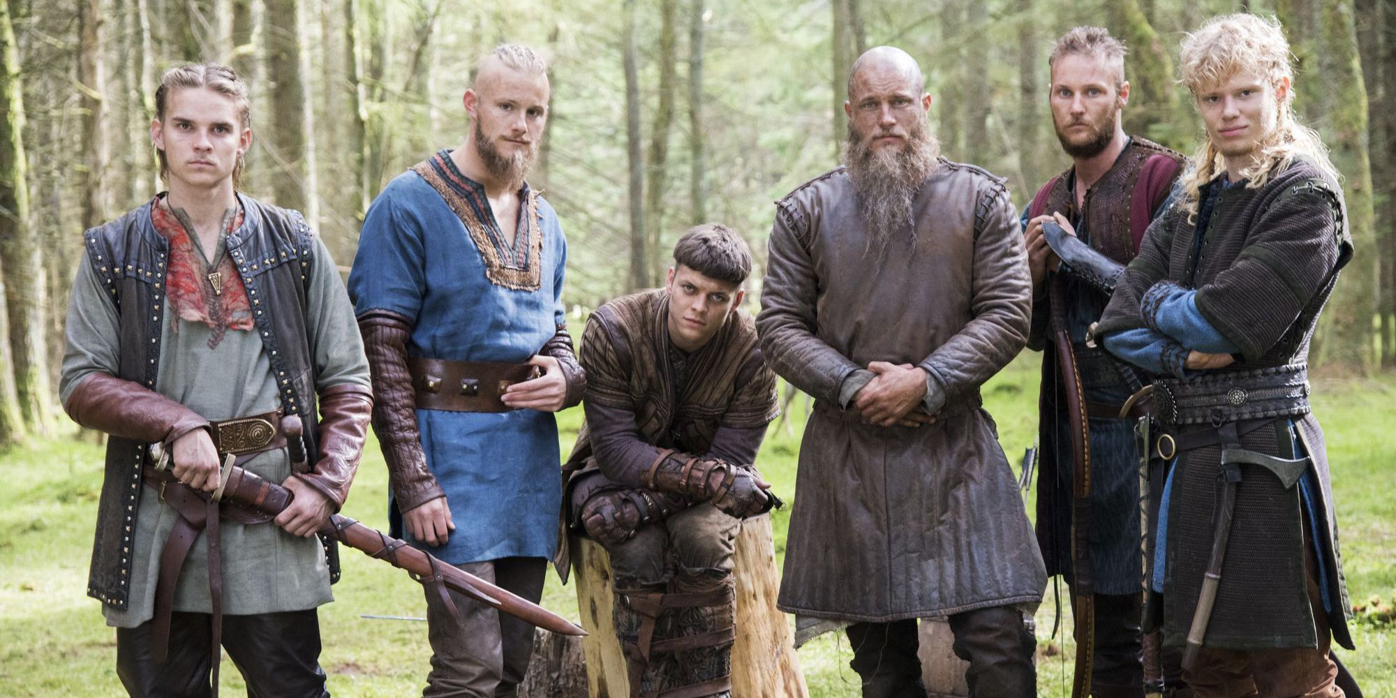Brute Norse: The 10 Most Vicious Fighters On Vikings, Ranked