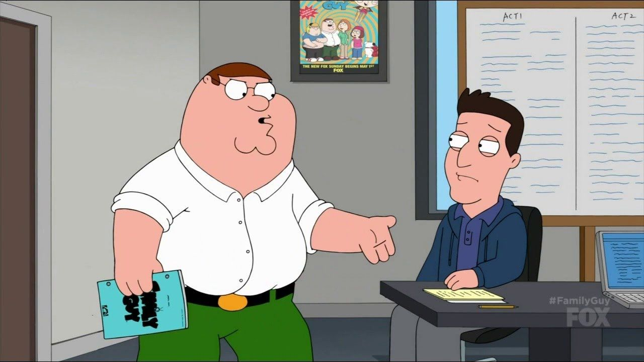 25 Things Wrong With Family Guy We All Choose To Ignore Inerd Bring john barns needs your help with cherry chevapravatdumrong. 25 things wrong with family guy we all