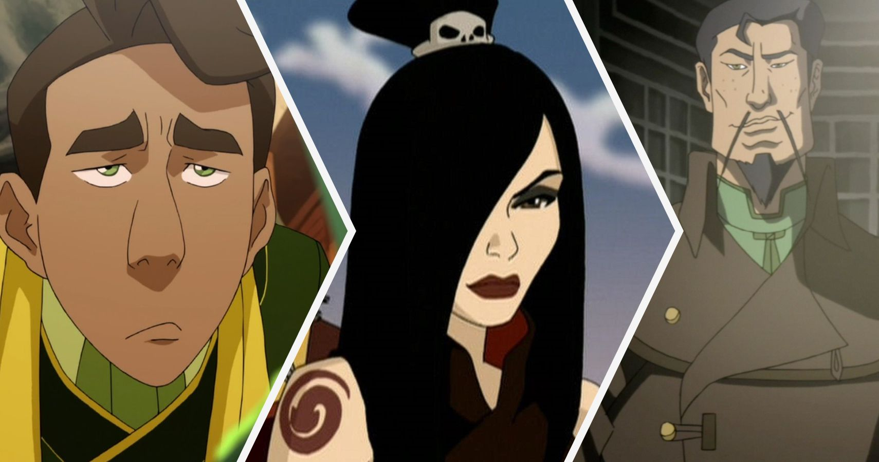 15 Characters From Avatar (And 10 From Legend of Korra) That Fans Are Trying To Forget