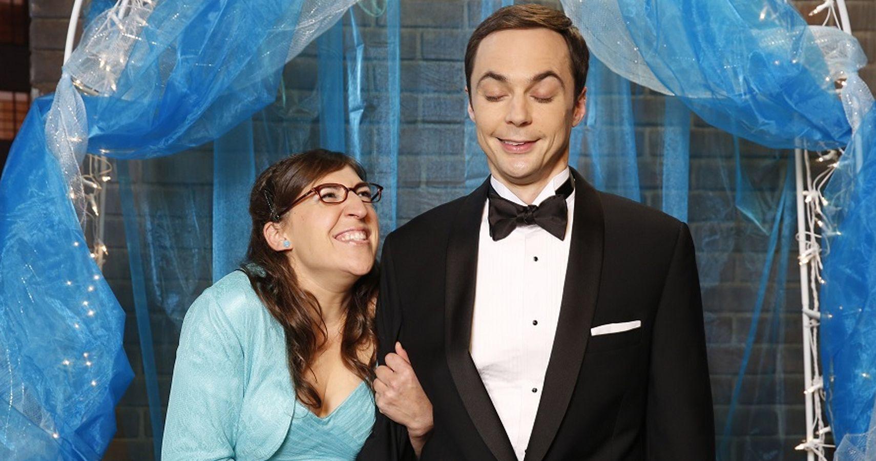 Sheldon begynder dating amy mest besøgte dating site i verden