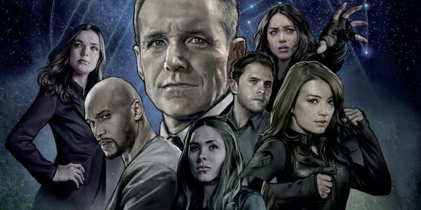 marvel agents of shield staffel 5 deutsch