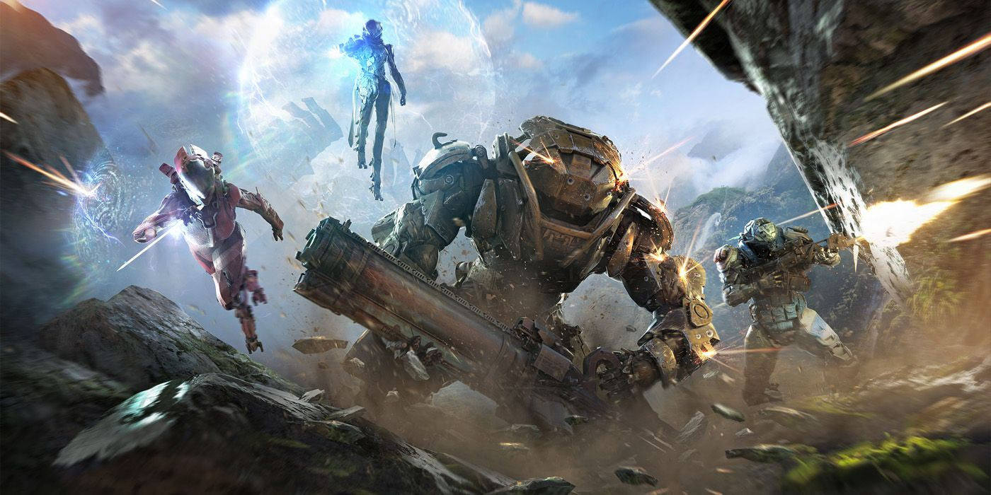 Anthem Javelins Guide Complete Classes Abilities Upgrades