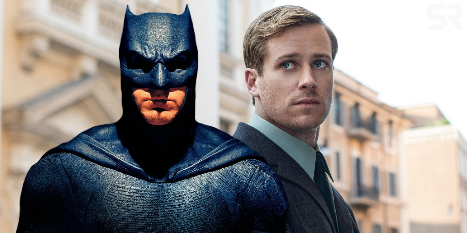 Armie Hammer Refutes Those The Batman Casting Rumors: 'No One Has Checked My Availability'