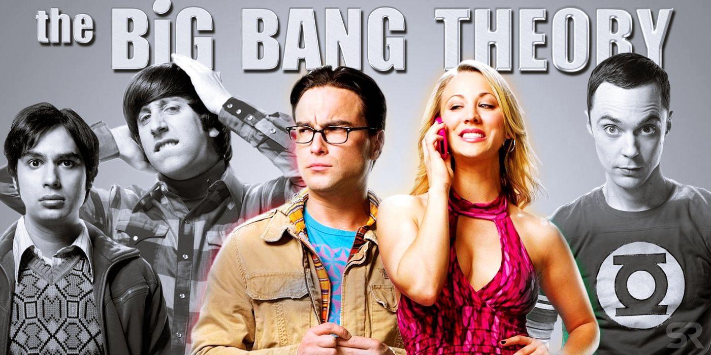Leonard The Big Bang Theory