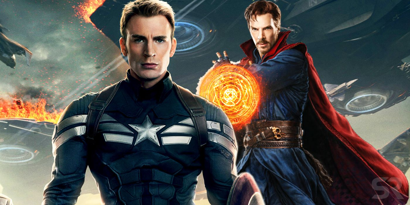 Captain America's Doctor Strange Tease Doesn't Fit MCU Canon