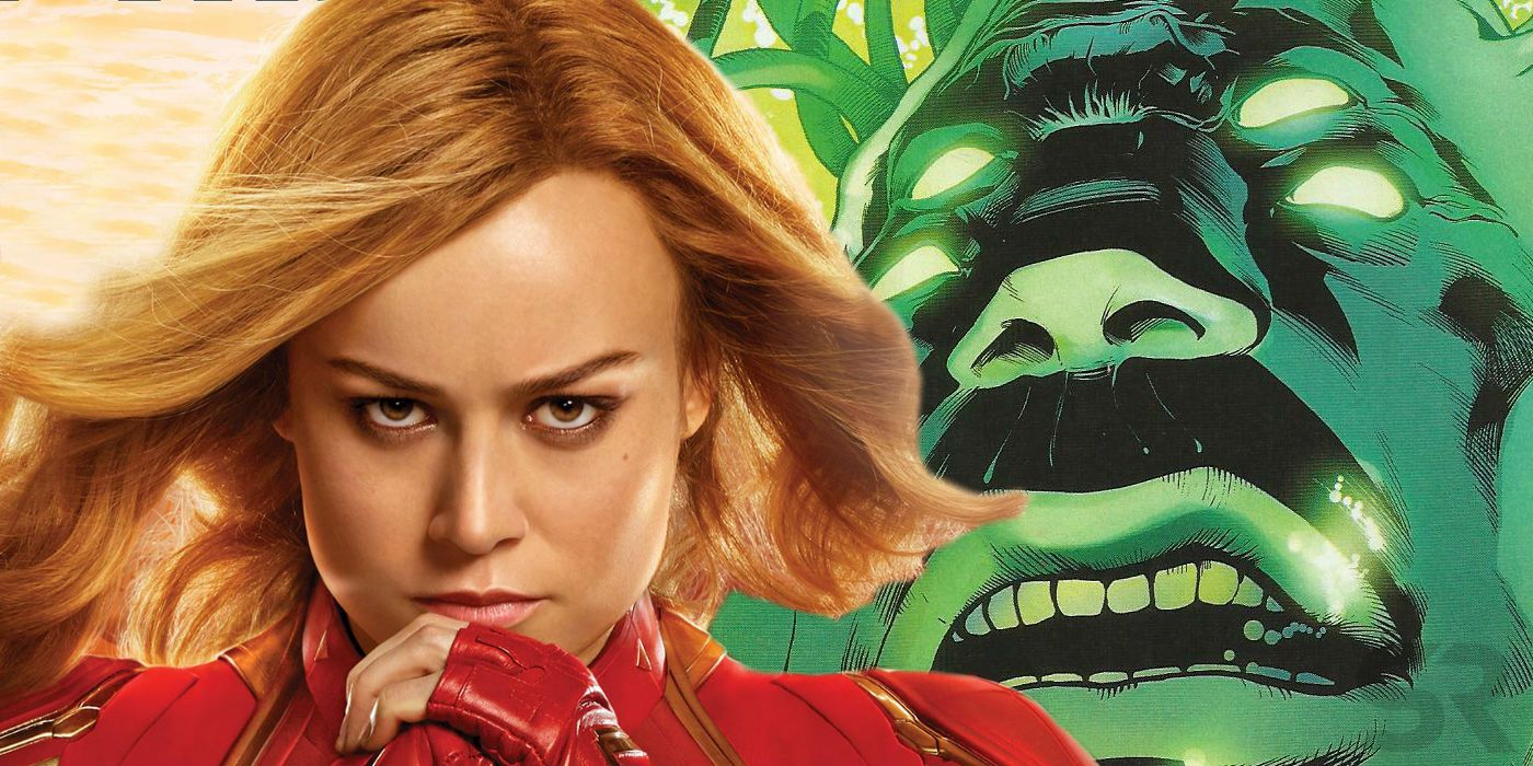 Captain Marvel Concept Art Reveals Different Supreme Intelligence Design
