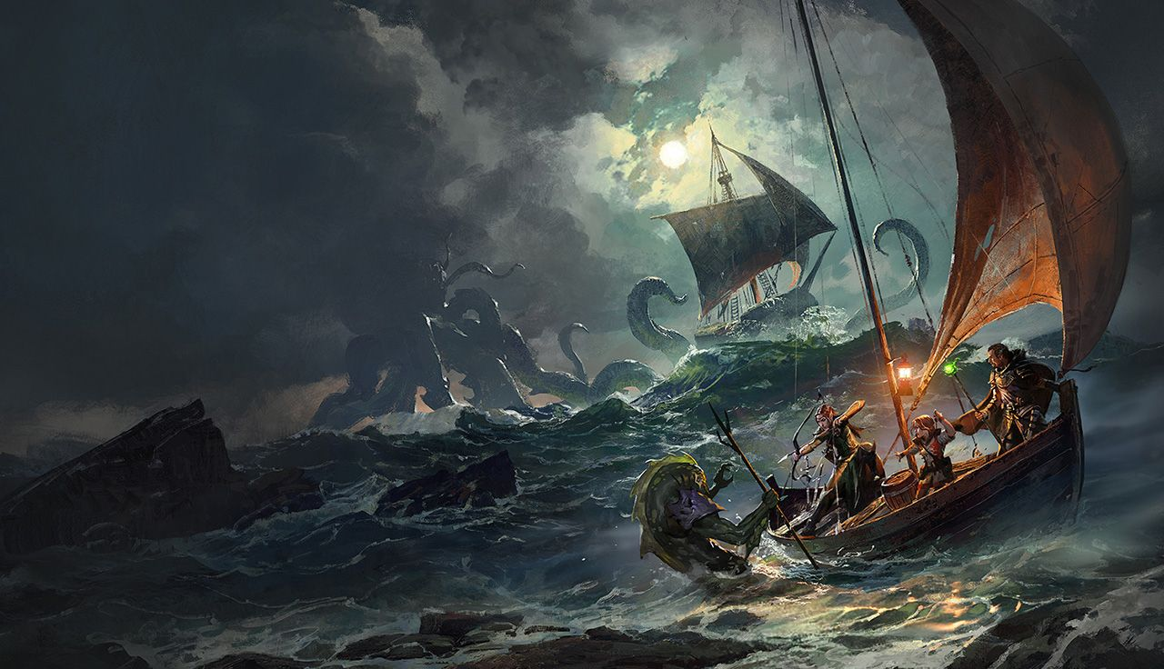 5 Things We Know About D&D's Ghosts Of Saltmarsh (And 5