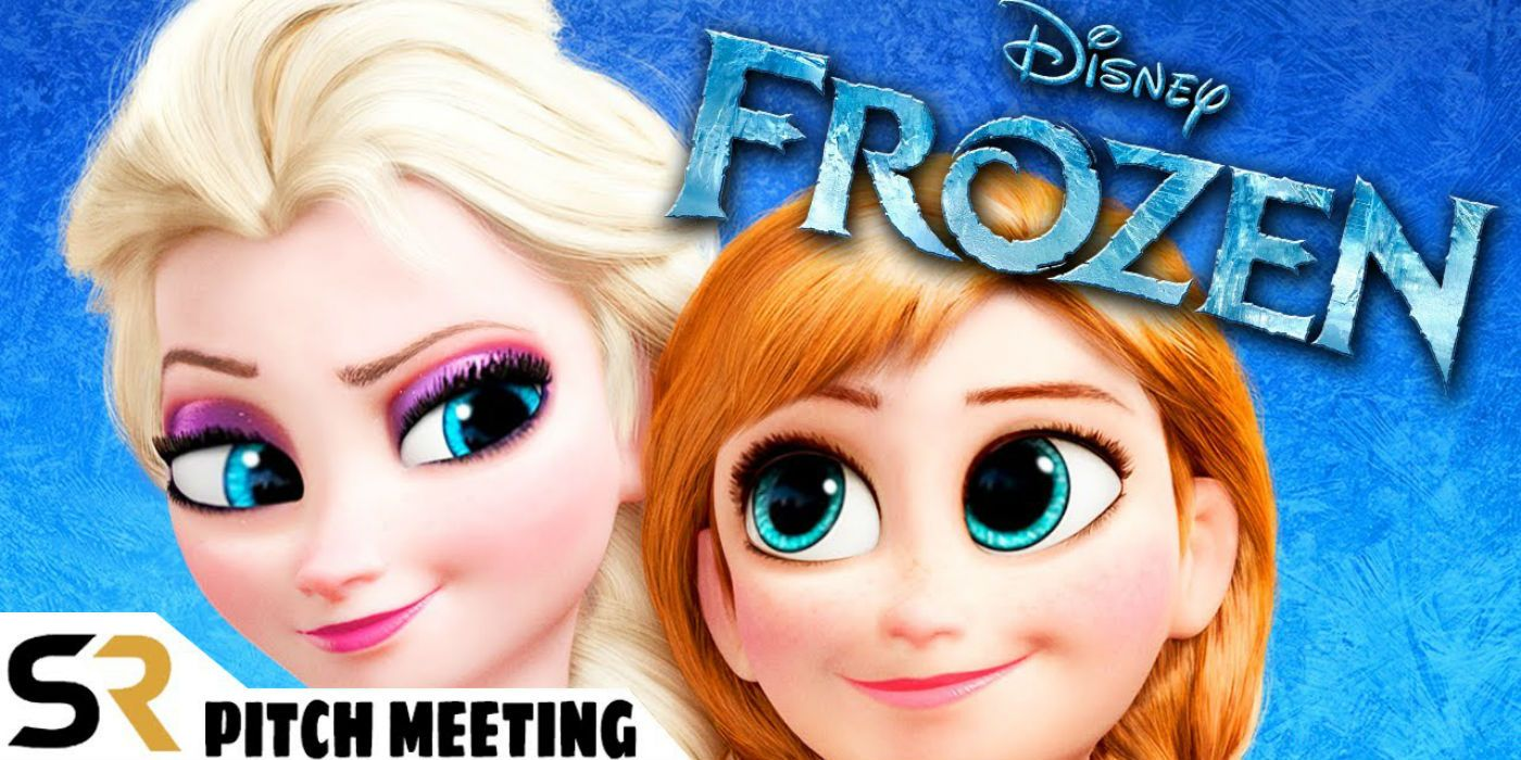 Frozen Pitch Meeting   ScreenRant