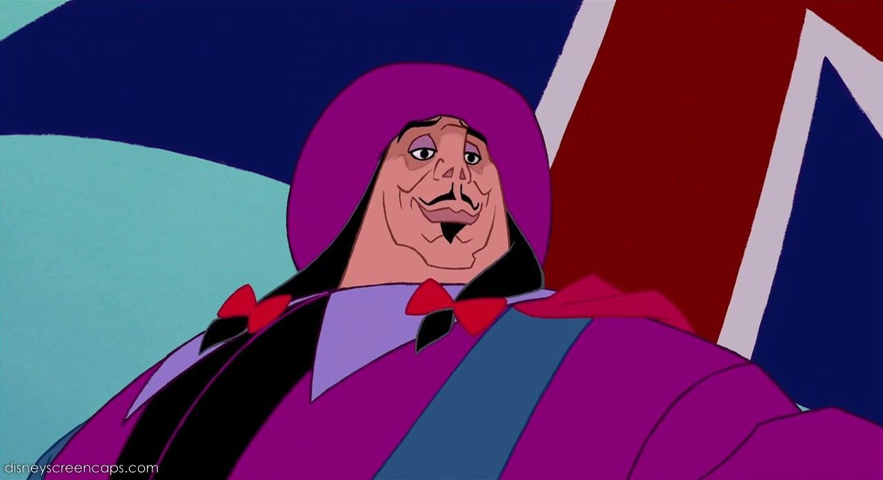 The Official List Of Every Evil Disney Villain, Ranked