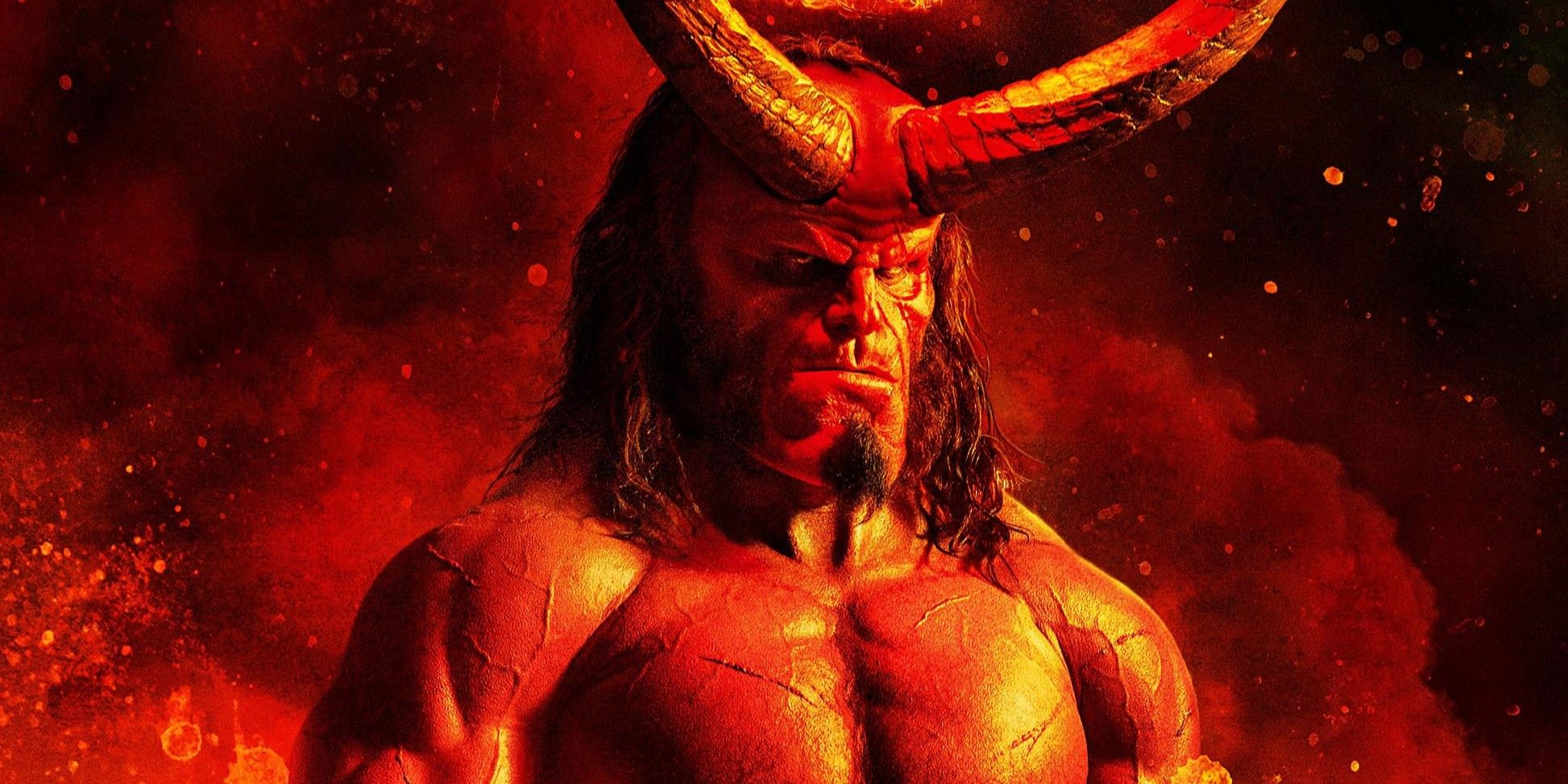 Movie Poster 2019: Hellboy Reboot Runtime Reportedly Revealed To Be Exactly 2
